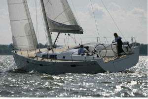 Hanse 470 out